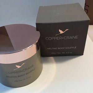 Other - Copper crane soufflé